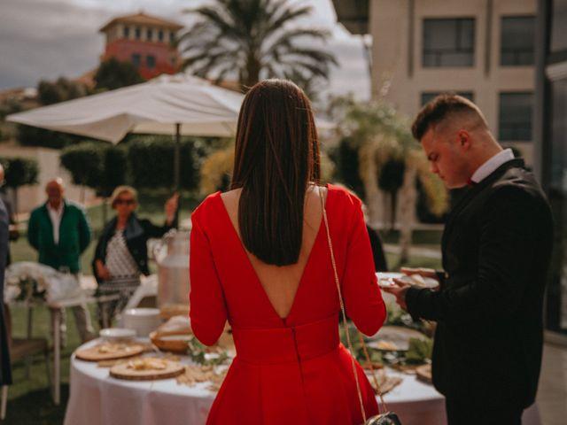 La boda de Antonio y Baby en Algorfa, Alicante 43