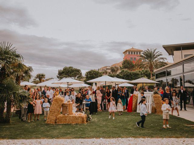 La boda de Antonio y Baby en Algorfa, Alicante 45