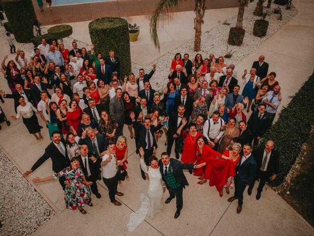 La boda de Antonio y Baby en Algorfa, Alicante 67