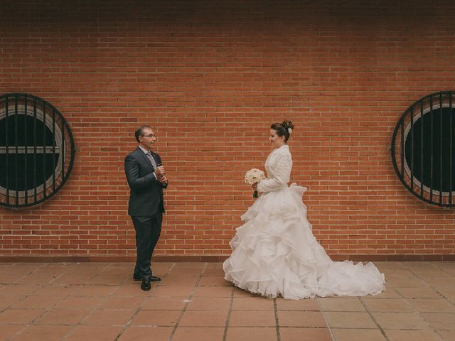 La boda de Kira Makashova  y Pablo Antruejo  en Salamanca, Salamanca 5