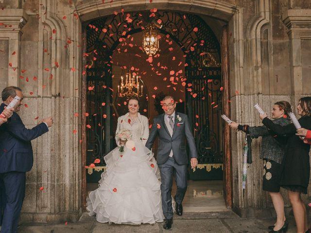 La boda de Kira Makashova  y Pablo Antruejo  en Salamanca, Salamanca 8