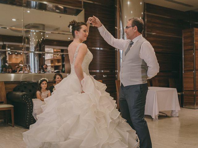 La boda de Kira Makashova  y Pablo Antruejo  en Salamanca, Salamanca 9