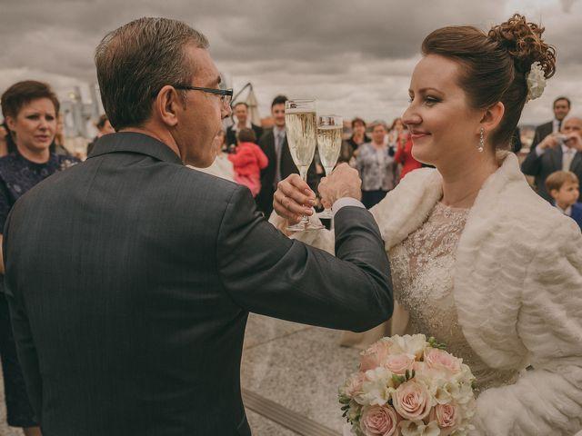 La boda de Kira Makashova  y Pablo Antruejo  en Salamanca, Salamanca 16