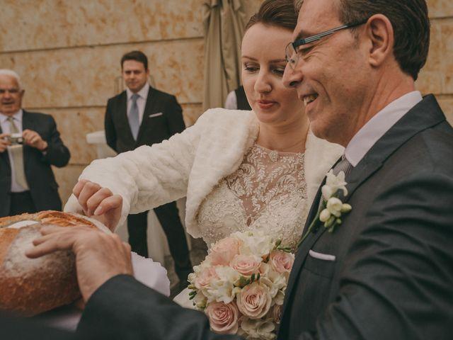 La boda de Kira Makashova  y Pablo Antruejo  en Salamanca, Salamanca 17