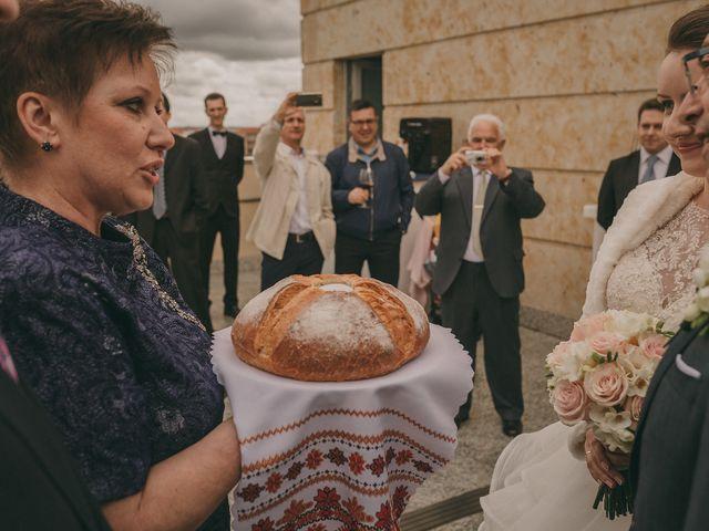 La boda de Kira Makashova  y Pablo Antruejo  en Salamanca, Salamanca 18