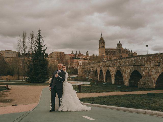 La boda de Kira Makashova  y Pablo Antruejo  en Salamanca, Salamanca 19