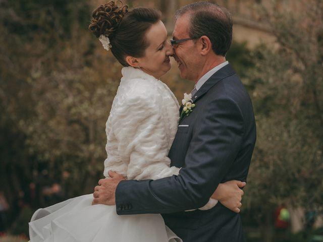 La boda de Kira Makashova  y Pablo Antruejo  en Salamanca, Salamanca 21