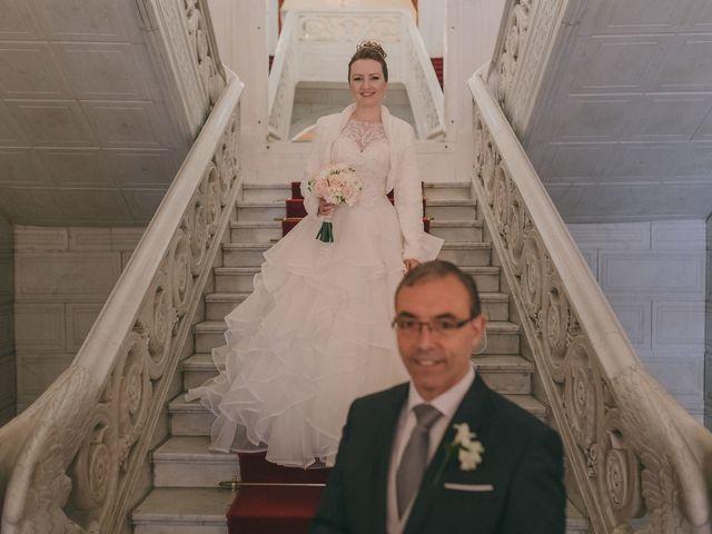 La boda de Kira Makashova  y Pablo Antruejo  en Salamanca, Salamanca 22