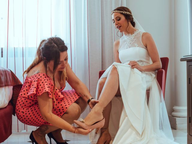 La boda de Javier y Raquel en Córdoba, Córdoba 21