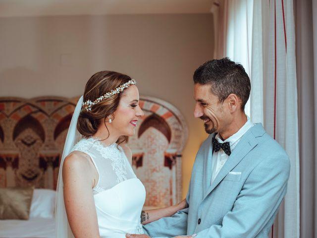 La boda de Javier y Raquel en Córdoba, Córdoba 28