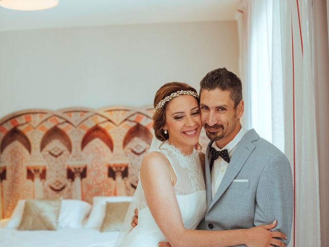 La boda de Javier y Raquel en Córdoba, Córdoba 29