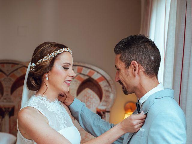 La boda de Javier y Raquel en Córdoba, Córdoba 30