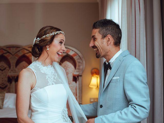 La boda de Javier y Raquel en Córdoba, Córdoba 32