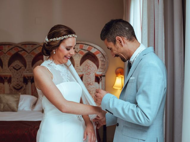 La boda de Javier y Raquel en Córdoba, Córdoba 33