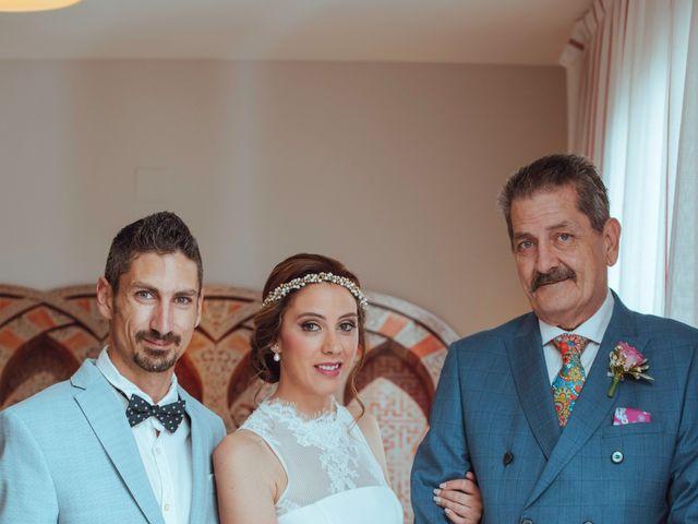La boda de Javier y Raquel en Córdoba, Córdoba 34