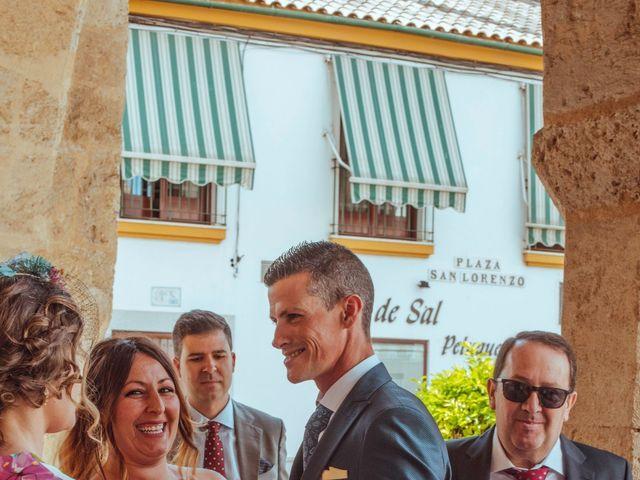 La boda de Javier y Raquel en Córdoba, Córdoba 51