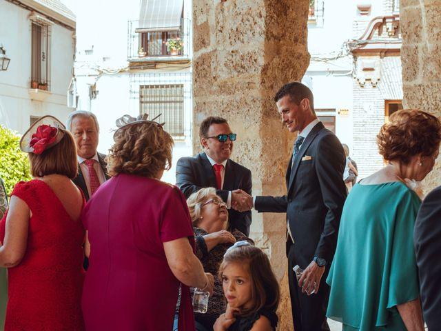 La boda de Javier y Raquel en Córdoba, Córdoba 53