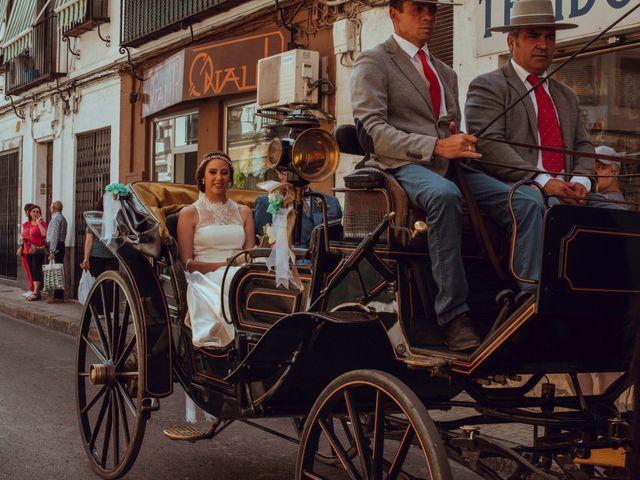 La boda de Javier y Raquel en Córdoba, Córdoba 55