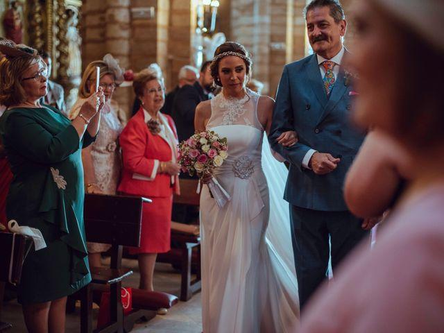 La boda de Javier y Raquel en Córdoba, Córdoba 61