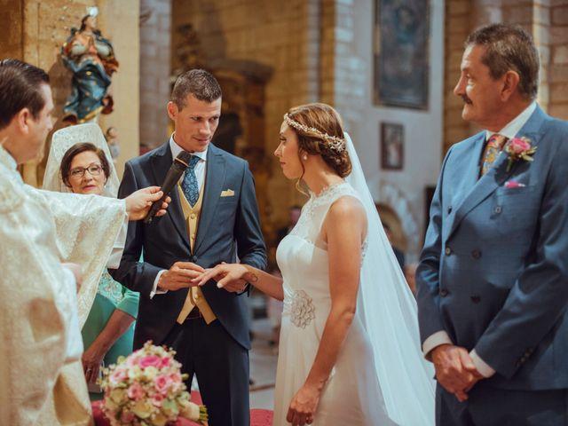 La boda de Javier y Raquel en Córdoba, Córdoba 68