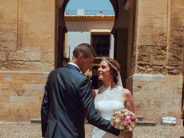 La boda de Javier y Raquel en Córdoba, Córdoba 78