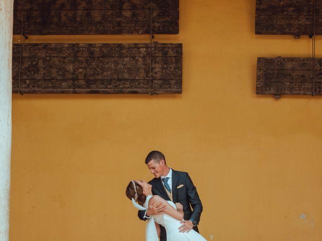 La boda de Javier y Raquel en Córdoba, Córdoba 81