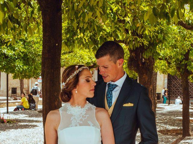 La boda de Javier y Raquel en Córdoba, Córdoba 82