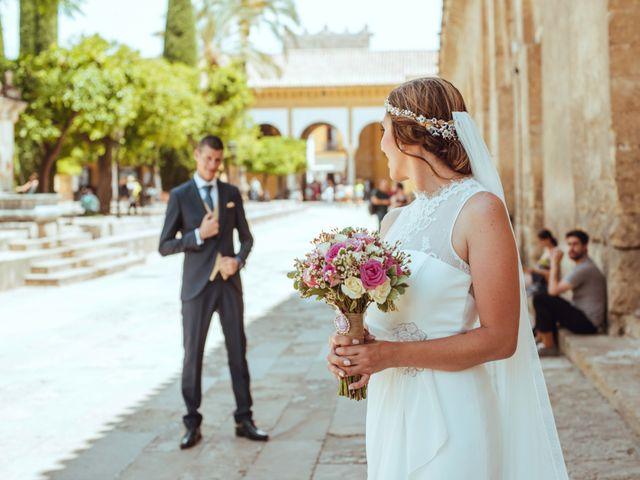 La boda de Javier y Raquel en Córdoba, Córdoba 88