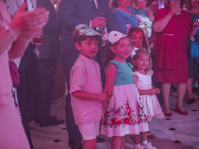 La boda de Javier y Raquel en Córdoba, Córdoba 105