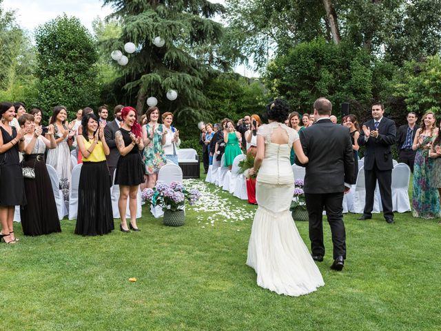 La boda de Manu y Laura en Madrid, Madrid 2