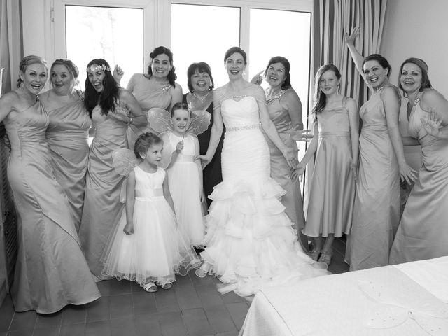 La boda de Daniel y Daniela en Xàbia/jávea, Alicante 6