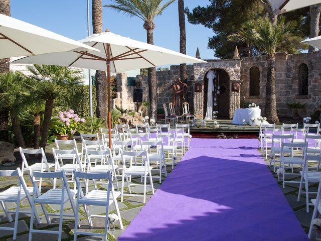 La boda de Daniel y Daniela en Xàbia/jávea, Alicante 12
