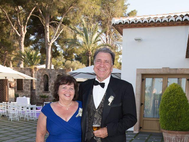 La boda de Daniel y Daniela en Xàbia/jávea, Alicante 25