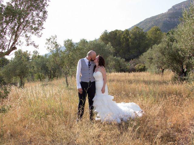 La boda de Daniel y Daniela en Xàbia/jávea, Alicante 28