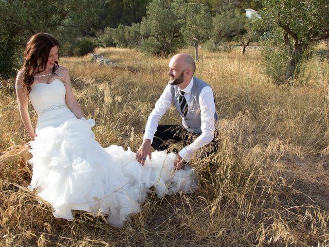 La boda de Daniel y Daniela en Xàbia/jávea, Alicante 30