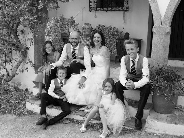 La boda de Daniel y Daniela en Xàbia/jávea, Alicante 32