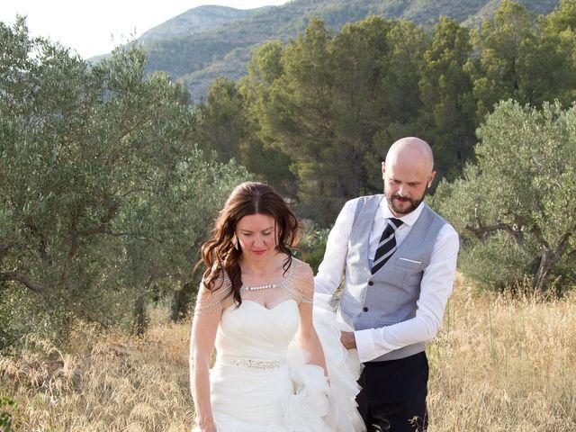 La boda de Daniel y Daniela en Xàbia/jávea, Alicante 33