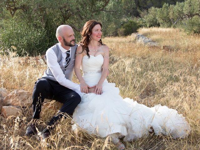 La boda de Daniela y Daniel
