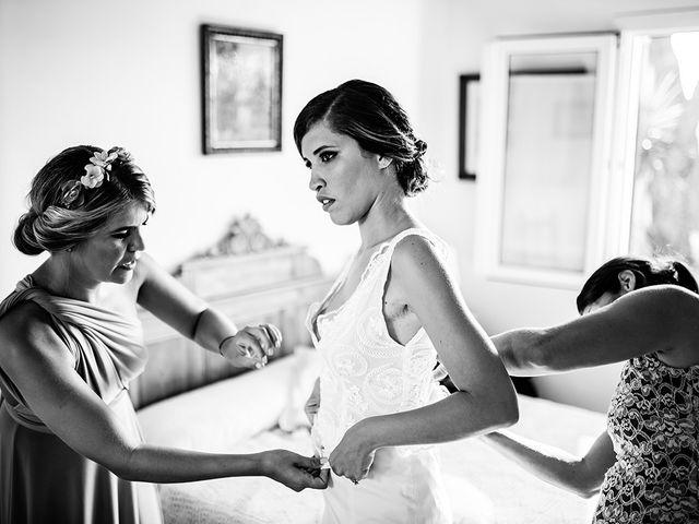 La boda de Sam y Sarai en Ciutadella De Menorca, Islas Baleares 14