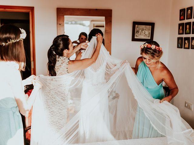 La boda de Sam y Sarai en Ciutadella De Menorca, Islas Baleares 17