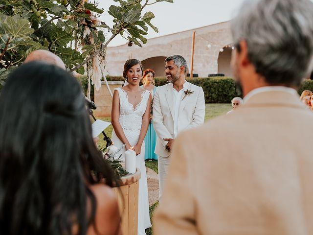 La boda de Sam y Sarai en Ciutadella De Menorca, Islas Baleares 39