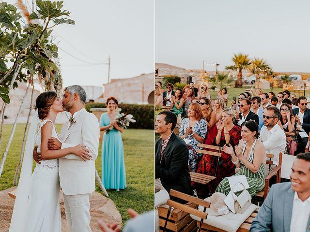 La boda de Sam y Sarai en Ciutadella De Menorca, Islas Baleares 43