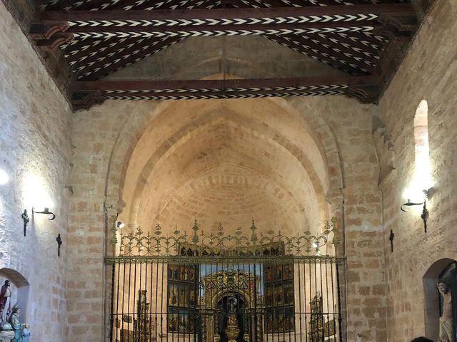 La boda de Fran y Rebeca en Santa Maria De Riaza, Segovia 5