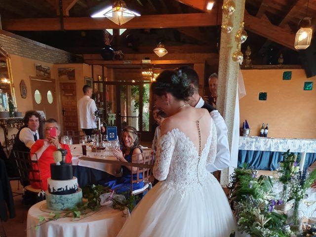 La boda de Fran y Rebeca en Santa Maria De Riaza, Segovia 2