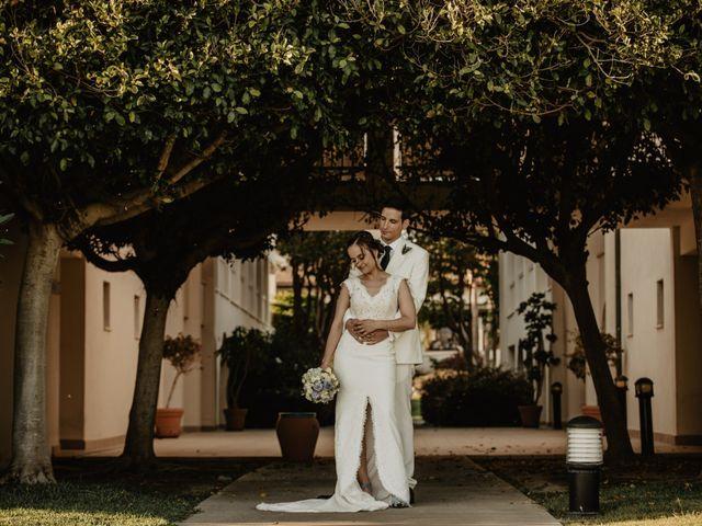 La boda de Juanma y Maryna en Motril, Granada 16