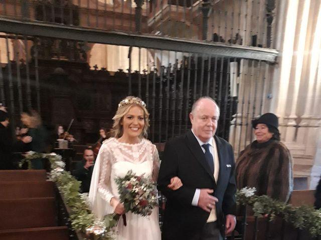 La boda de Domingo y Concha en Carmona, Sevilla 3