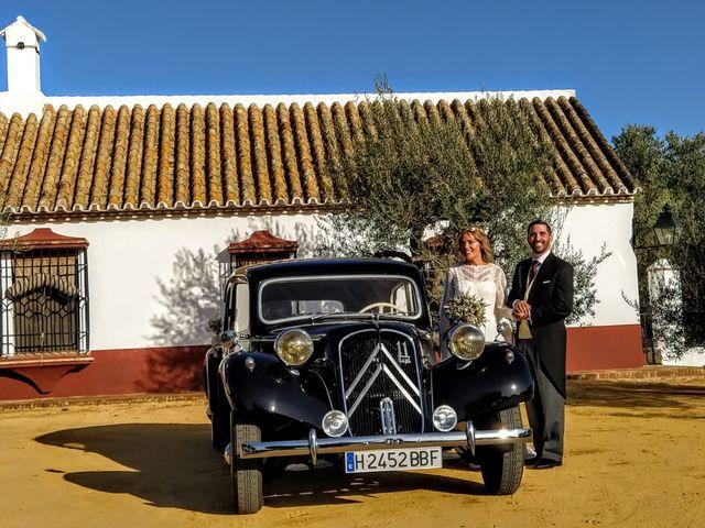 La boda de Domingo y Concha en Carmona, Sevilla 11