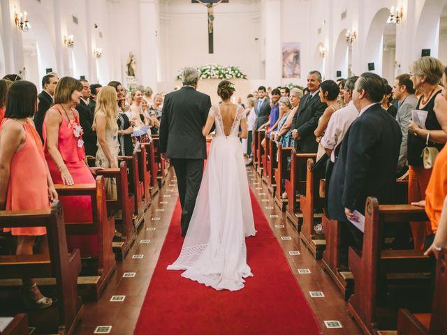 La boda de Santi y Euge en Buenos Aires (Golmar), A Coruña 15