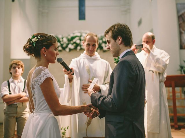 La boda de Santi y Euge en Buenos Aires (Golmar), A Coruña 21