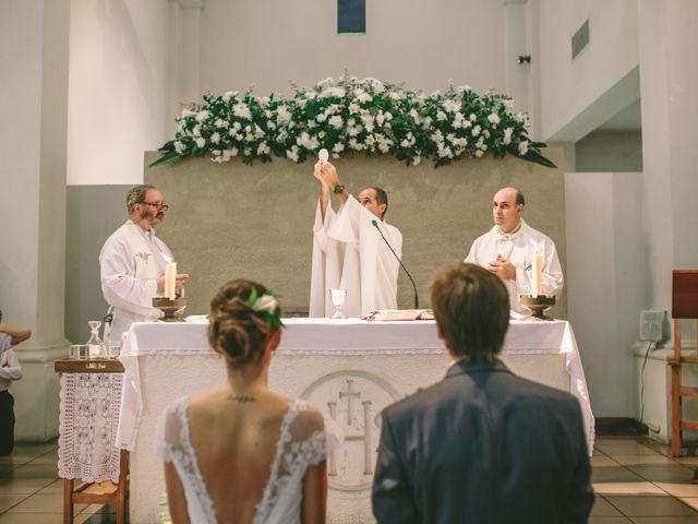 La boda de Santi y Euge en Buenos Aires (Golmar), A Coruña 24